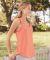 J America 8133 Women's Oasis Wash Tank Top