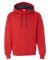 SF76R Fruit of the Loom 7.2 oz. Sofspun™ Hooded Sweatshirt Fiery Red