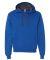 SF76R Fruit of the Loom 7.2 oz. Sofspun™ Hooded Sweatshirt Royal