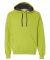 SF76R Fruit of the Loom 7.2 oz. Sofspun™ Hooded Sweatshirt Citrus Green