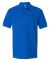 82800 Gildan Premium Cotton™ Adult Double Piqué Polo ROYAL
