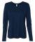 W3009 All Sport Ladies' Performance Long-Sleeve T-Shirt Sport Dark Navy