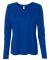 W3009 All Sport Ladies' Performance Long-Sleeve T-Shirt Sport Royal