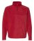 Colorado Clothing 9630 Classsic Sport Fleece Quarter-Zip Pullover Red