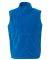 Colorado Clothing 9631 Classic Sport Fleece Full-Zip Vest Royal