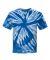 Dyenomite 600TT Tie-Dye Performance T-Shirt Royal