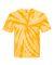 Dyenomite 600TT Tie-Dye Performance T-Shirt Gold
