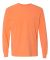 6014 Comfort Colors - 6.1 Ounce Ringspun Cotton Long Sleeve T-Shirt Melon