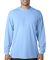 Badger Badger 4804 B-Tech Cotton-Feel T-Shirt Columbia Blue