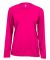 5604 C2 Sport - Ladies' Long Sleeve T-Shirt Hot Pink