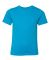 Next Level 3312 Boys CVC Crew Tee TURQUOISE