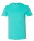 Next Level 6210 Men's CVC Crew TAHITI BLUE
