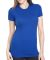 4990 Bayside Ladies' Fashion Jersey Tee Royal Blue