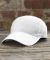 136 Anvil Cotton Solid Six-Panel Brushed Twill Cap