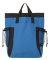 Liberty Bags 7291 New York Backpack Tote ROYAL/ BLACK