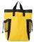 Liberty Bags 7291 New York Backpack Tote YELLOW/ BLACK