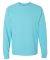 5186 Hanes 6.1 oz. Ringspun Cotton Long-Sleeve Beefy-T® Blue Horizon