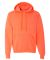 996M JERZEES® NuBlend™ Hooded Pullover Sweatshirt Retro Heather Coral