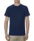 5301N Alstyle Adult Cotton Tee Navy