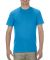 5301N Alstyle Adult Cotton Tee Turquoise