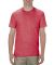 5301N Alstyle Adult Cotton Tee Red Heather