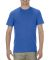 5301N Alstyle Adult Cotton Tee Royal