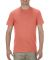 5301N Alstyle Adult Cotton Tee Coral