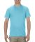 5301N Alstyle Adult Cotton Tee Pacific Blue