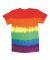 Dyenomite 200NV Novelty Tie Dye T-Shirt Pride