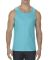 5307 Alstyle Adult Tank Top Pacific Blue