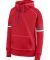 Augusta Sportswear 5440 Women's Spry Hoodie Red/ White/ Graphite