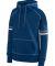 Augusta Sportswear 5440 Women's Spry Hoodie Navy/ White/ Graphite