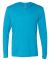 Next Level 6021 Unisex Tri-blend Hoody VIN TURQUOISE