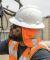 ML Kishigo 2808-2809 Hard Hat Nape Protector