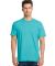 Next Level 6010 Men's Tri-Blend Crew TAHITI BLUE