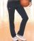 Russel Athletic LF5YHX Women's Lightweight Open Bottom Sweatpants