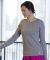 Russel Athletic 64LTTX Women's Essential Long Sleeve 60/40 Performance Tee