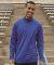 Russel Athletic QZ7EAM Striated Quarter-Zip Pullover