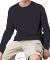 6201 LA T Youth Fine Jersey Long Sleeve T-Shirt BLACK
