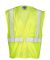ML Kishigo FM419-420 Self Extinguishing Mesh Vest Lime