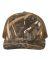 Richardson Hats 112P Patterned Snapback Trucker Cap Realtree Max-5/ Buck