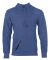 Russel Athletic 82HNSM Cotton Rich Hooded Pullover Sweatshirt Navy Heather