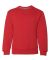 Russel Athletic 998HBB Youth Dri Power® Crewneck Sweatshirt True Red