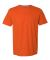 Russel Athletic 64STTM Essential 60/40 Performance Tee Burnt Orange