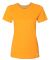 Russel Athletic 64STTX Women's Essential 60/40 Performance Tee Gold
