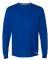 Russel Athletic 64LTTM Essential Long Sleeve 60/40 Performance Tee Royal