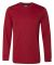 Russel Athletic 631X2M Core Long Sleeve Performance Tee True Red
