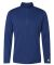 Russel Athletic QZ7EAM Striated Quarter-Zip Pullover Royal