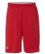 "Russel Athletic TS7X2M 10"" Essential Shorts with Pockets True Red"