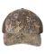 Richardson Hats 111P Washed Printed Trucker Cap Realtree Edge/ Brown